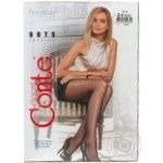 Tights Conte black for women 20den 3size