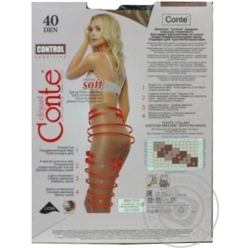 Колготки Conte Control 40den х10 - купить, цены на МегаМаркет - фото 2