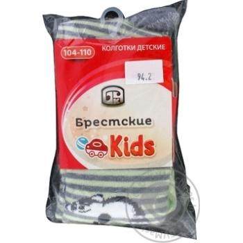Колготы Брестские Kids детские мятная свежесть 104-110р