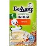 Pap Bellakt buckwheat dairy-free for children from 6 months 200g