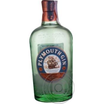 Джин Plymouth Gin 41,2% 700мл