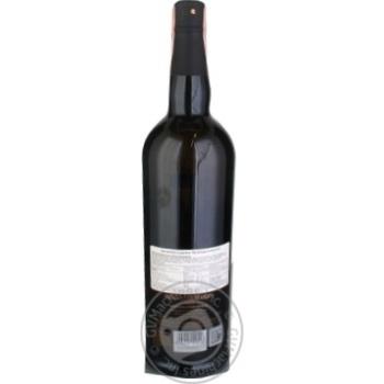 Вино Cantine Pellegrino Marsala Superiore Riserva біле солодке 18% 0.75л - купити, ціни на Novus - фото 2