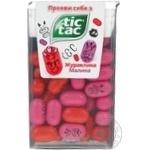 Драже Tic Tac зі смаком журавлини та малини 16г - купити, ціни на МегаМаркет - фото 1