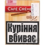 "Сигари CAFE CREME FILTER 02 VANILLA8"""