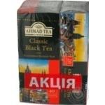 Чай Ahmad Classic Black tea 2г*40пак.+ 2г*20пак х6