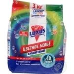 Powder detergent Luxus for washing 3000g