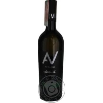 Вино Alianta-Vin Feteasca Muscat белое сухое 12,5% 0,75л