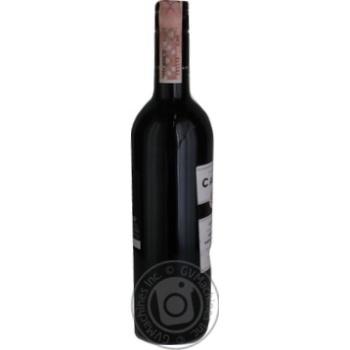 Canti Merlot Veneto Medium Red Semi Sweet Wine 11.5% 0.75l - buy, prices for CityMarket - photo 4