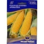 Насіння Гігант Кукурудза цукрова Ароматна Golden Garden 20г