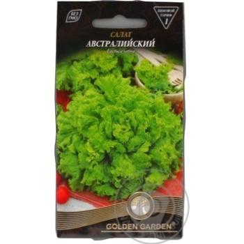 Насіння Салат Австралійський Golden Garden 1г - купити, ціни на Novus - фото 4