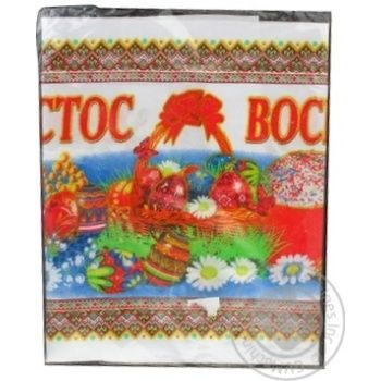 Festive Towel with Pattern Premium - buy, prices for Furshet - image 1