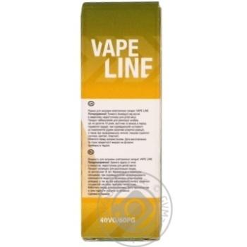 Жидкость Vapeline для заправки электронных сигарет 6мг 10мл - купить, цены на Таврия В - фото 2