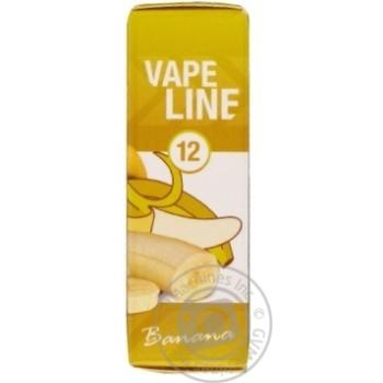 Жидкость Vape Line Bababa для электронных сигарет 12мг 10мл