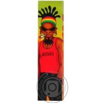 Набір Snail Rasta Reggae Папір Ks Slim,Фільтри Tips Пач/32