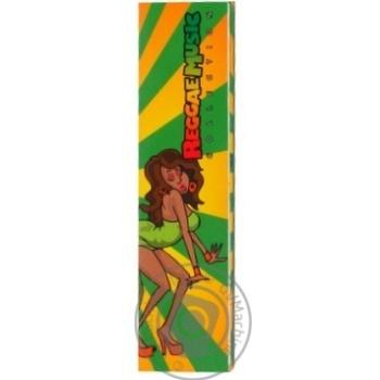Набір Snail Reggae Music Папір Ks Slim,Фільтри Tips Пач/32 - купити, ціни на Novus - фото 1