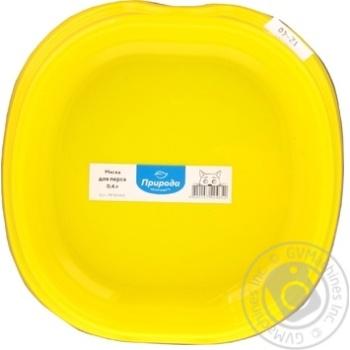 Миска Природа для перса 0,4л х5 - купити, ціни на МегаМаркет - фото 1