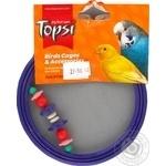 Шест-кольцо Topsi с украшениями 20см - купить, цены на МегаМаркет - фото 1