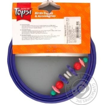 Шест-кольцо Topsi с украшениями 20см - купить, цены на МегаМаркет - фото 2