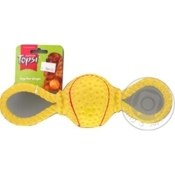 Іграшка Topsi для тягання для собак 30см - купити, ціни на Ашан - фото 2