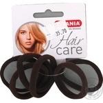 Elastic Titania for hair 6pcs
