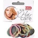 Titania Hair Elastic Band 12pcs 8011