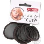 Защіпка Titania для волосся 9шт Art.7810 х6