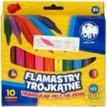 Astra Felt-Tip Pens Color 10pc