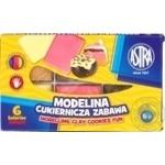 Модели на Astra кондитерская забава 6 цветов