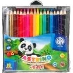 Astra Astrino Color Pencils with Sharpener 18 colors