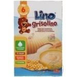 Pap Lino semolina quick-dissolving for children from 6 months 200g