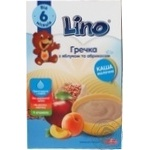 Pap Lino buckwheat sugar free for children from 6 months 190g
