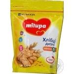 Хлебцы детские Milupa пшеничные 100г - купить, цены на МегаМаркет - фото 2