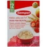 Pap Semper with prebiotic for children from 12 months 250g