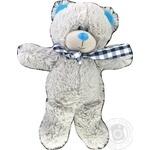 Іграшка м'яка Ведмідь Сержик Fancy 16*22см