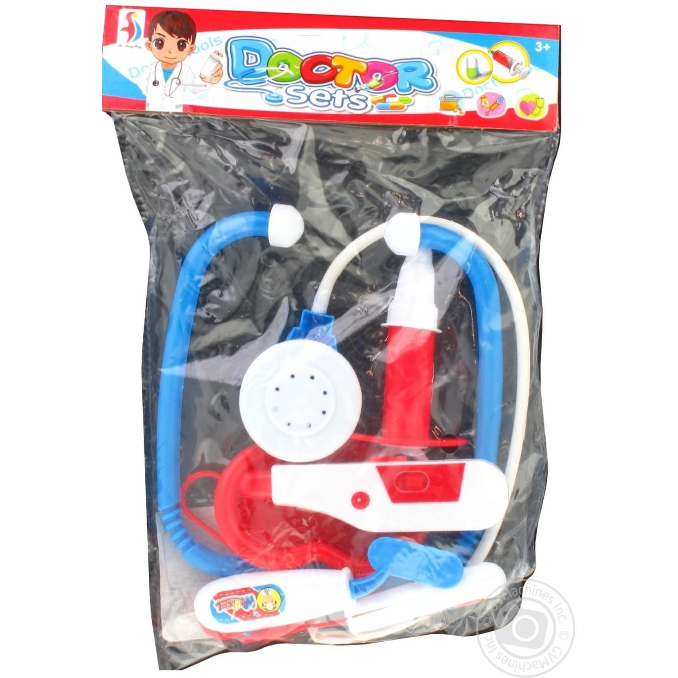 Набор игровой Qunxing Toys Юный доктор