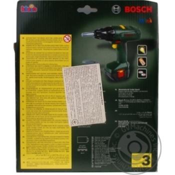 Toy Bosch for children - buy, prices for MegaMarket - image 2