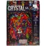 Набор для творчества Danko Toys Crystal Mosaic