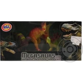 Набір iгровий Світ динозаврів Серія C HGL SV12181