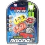 Іграшка машинка Top Speed Країна іграшок арт.68817 на планшетці