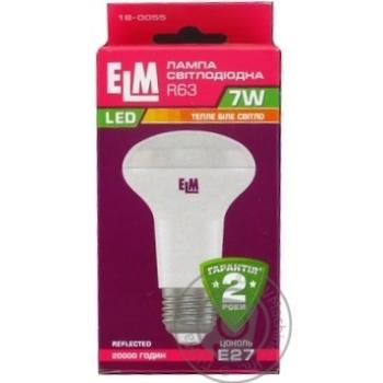 Лампа ELM LED 7W E27 18-0055 x12
