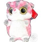Игрушка мягкая Aurora yoohoo сумчатая летяга сияющие глаза 23см