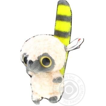 Игрушка Yoo Нoo лемур желтый 23см - купить, цены на МегаМаркет - фото 1