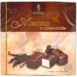 Конфеты шоколадные Dobosz Молочко ванильное 400г