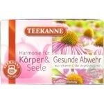Tea Teekanne Garmonia herbal packed 20pcs 40g