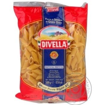 Макаронные изделия Divella Mezze Penne Rigate 42 500г
