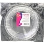Тарелка ТСМ Premium десертная цветная 6шт