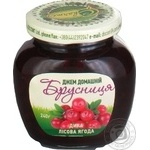Jam Charme Homemade style cranberries 240g