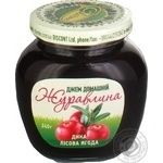 Jam Charme Homemade style cranberry 240g