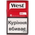 Сигареты West Red Original Blend