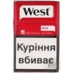 Цигарки West Red Original Blend